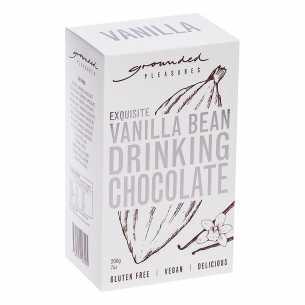 Drinking Chocolate Vanilla Bean
