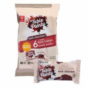 Rice Cakes Mini Snack Pack Dark Chocolate