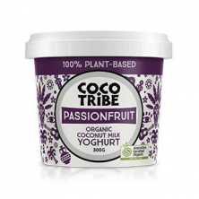 Coco Tribe<br />Passionfruit Coconut Milk Yoghurt 300g