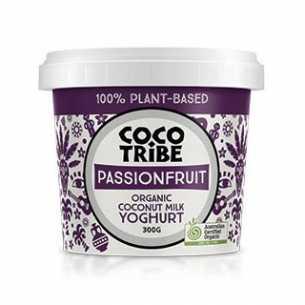 Passionfruit Coconut Milk Yoghurt