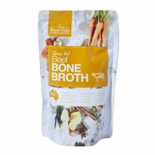Grass Fed Beef Bone Broth