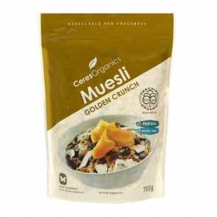 Muesli Golden Crunch - Clearance