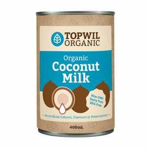 Organic Coconut Milk<br>