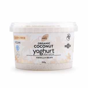 Organic Coconut Yoghurt Vanilla Bean Vegan