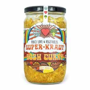 Bush Curry SuperKraut