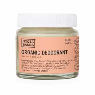 Deodorant Cream - Coconut Vanilla