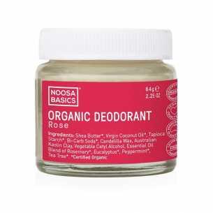Deodorant Cream - Rose