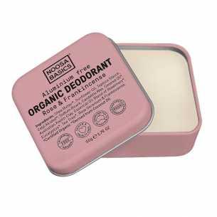 Deodorant Cream - Rose Frankincense