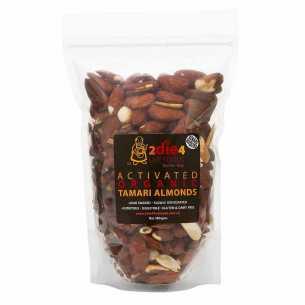 Organic Activated Tamari Almonds