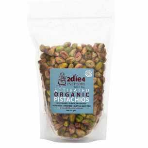 Organic Activated Pistacios