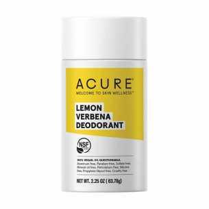 Deodorant Lemon Verbena