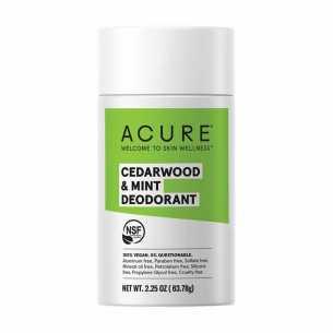 Deodorant Cedarwood and Mint