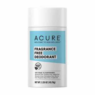 Deodorant Fragrance Free