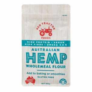 Australian Hemp Wholemeal Flour