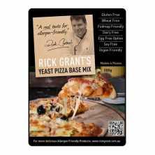 Yeast Pizza Base Mix