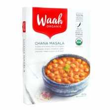 Waah<br />Organic Chana Masala 300g