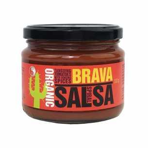 Organic Salsa Brava (spices)