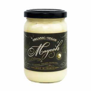 Organic Vegan Mayonnaise