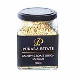 Dukkah Cashew and Roast Onion