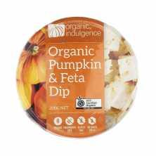 Organic Indulgence<br />Organic Pumpkin and Feta Dip 200g