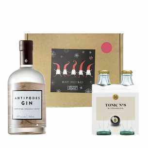 Antipodes Gin and Tonic Christmas Hamper