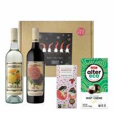 'Wine and Chocolate' Christmas Hamper