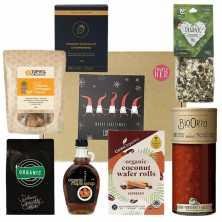 'Organic Favourites'  Christmas Hamper