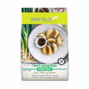 Gourmet Dumplings - Pork and Spring Onion