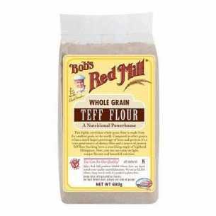 Gluten Free Teff Flour