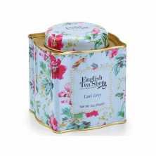 English Tea Shop<br />Earl Grey Tea Floral Gift Tin 85g