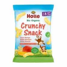 Holle<br />Organic Crunchy Snack Millet Mango 25g