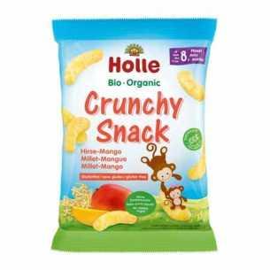 Organic Crunchy Snack Millet Mango