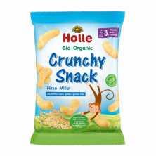 Holle<br />Organic Crunchy Snack Millet 25g
