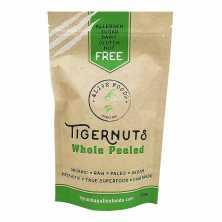 Alive Foods<br />Tigernuts Whole Peeled 200g