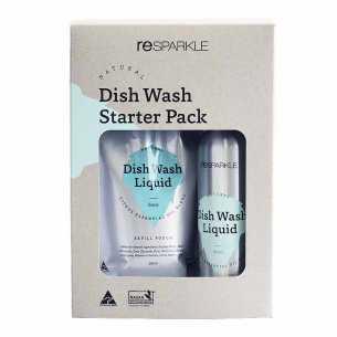 Natural Organic Dishwash Liquid Starter Pack