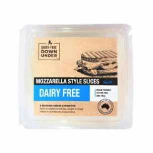 Mozzarella Style Slices