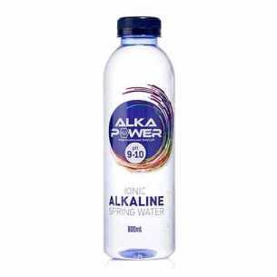 Ionic Alkaline Water Carton
