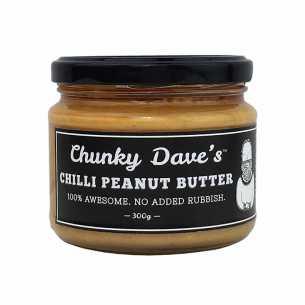 Peanut Butter Chilli