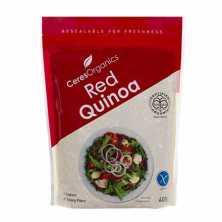 Organic Quinoa Red
