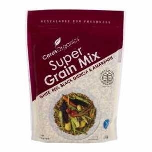 Organic Super Grain Mix - Amaranth and Quinoa Blend