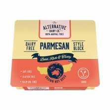 Block Style Parmesan