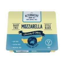 Block Style Mozzarella