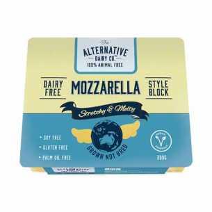 Block Style Mozzarella Vegan