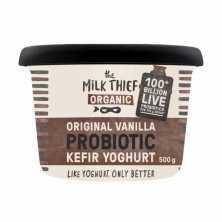 Organic Kefir Yoghurt Original Vanilla