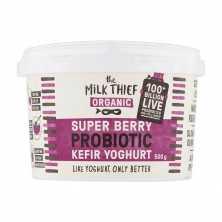 Organic Kefir Yoghurt Super Berry