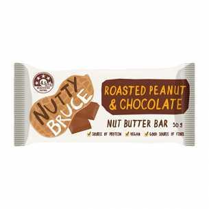 Chocolate Peanut Nut Butter Bar