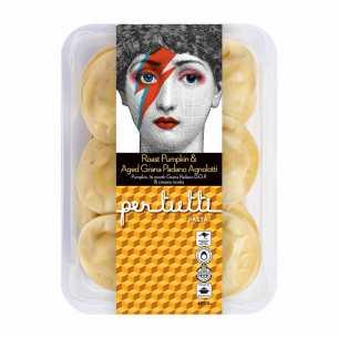 Roast Pumpkin and Grana Padano Agnolotti - Clearance