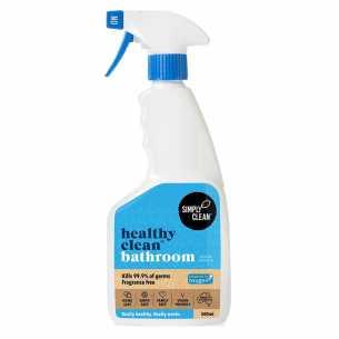 Healthy Clean Bathroom
