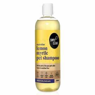 Pet Shampoo Lemon Myrtle