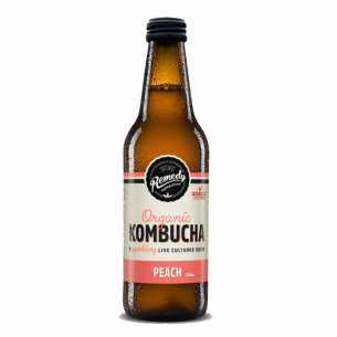 Peach Kombucha